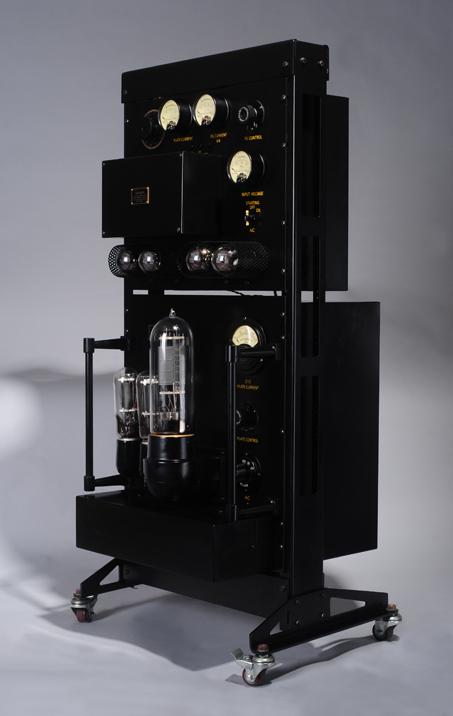 line magnetic WE replica tube amp
