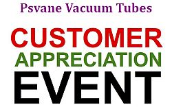 psvane customer appreciation