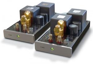 cary 805 AD tube amp